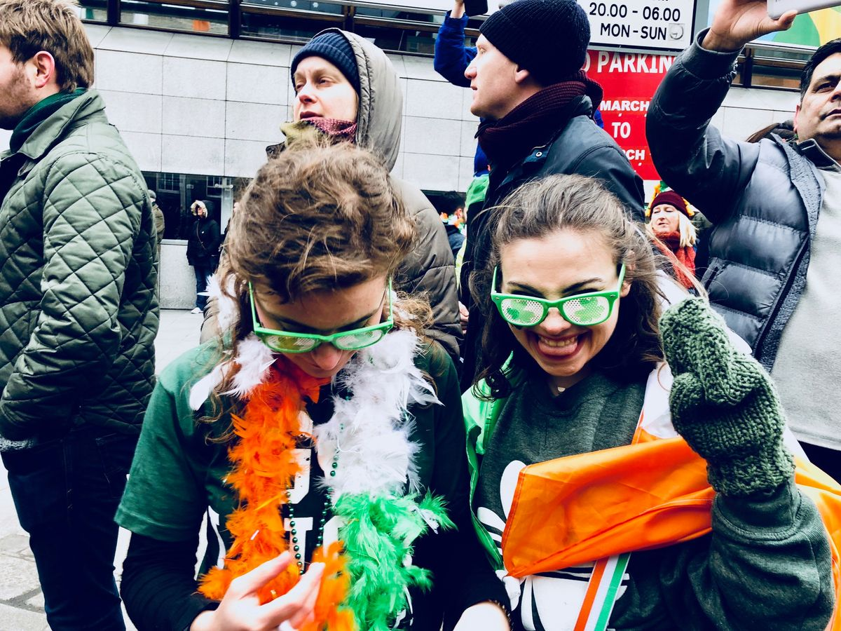 Are We Humans Or Are We Leprechauns?