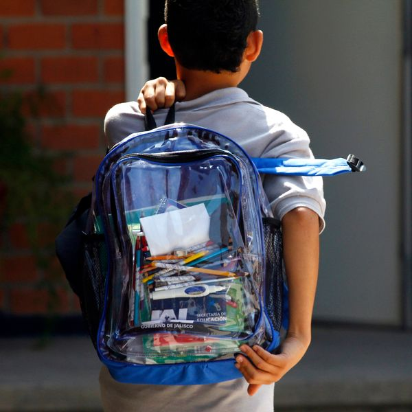 Marjory Stoneman Douglas Students Required To Use Clear Backpacks