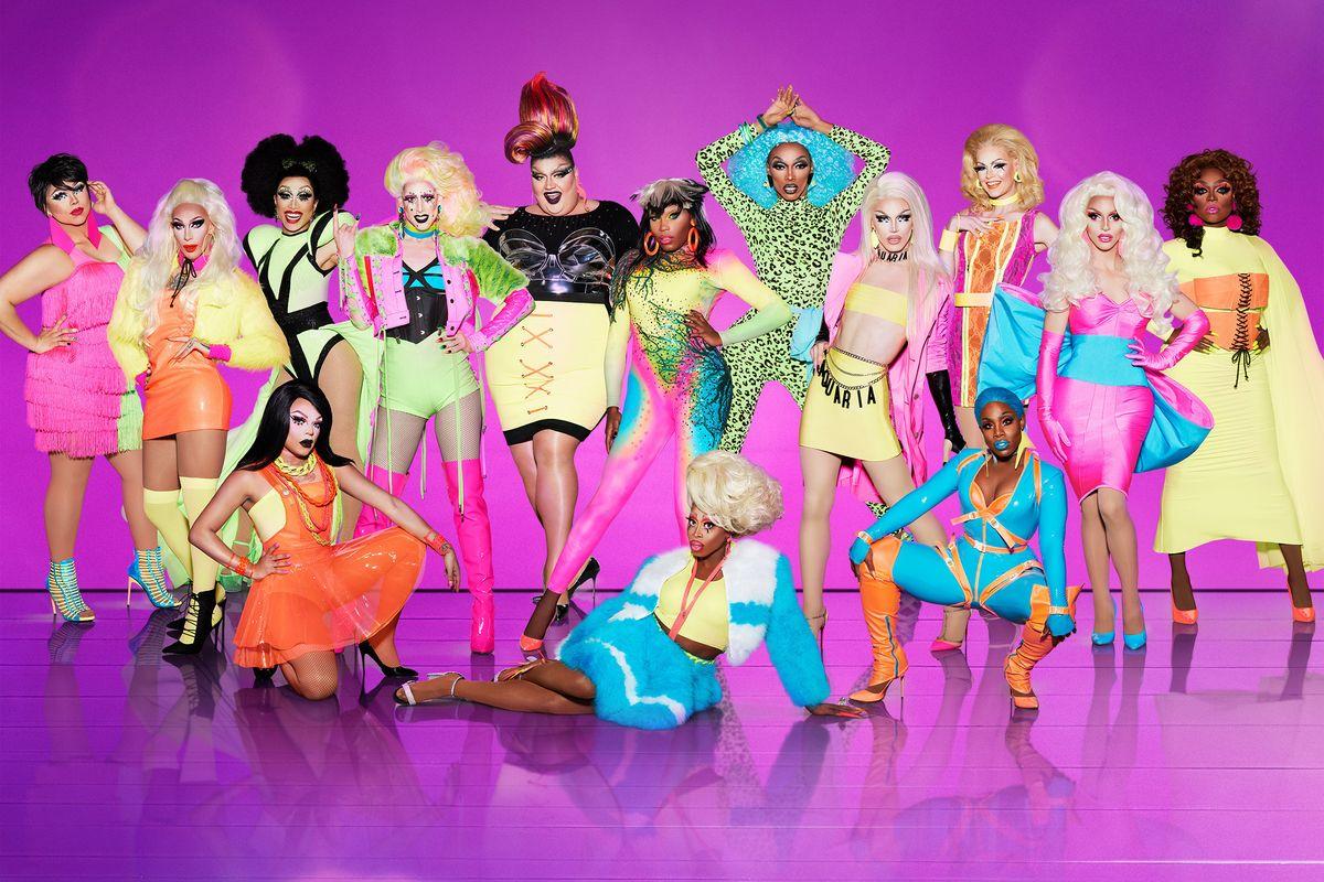 Meet the Queens of 'RuPaul's Drag Race' Season 10