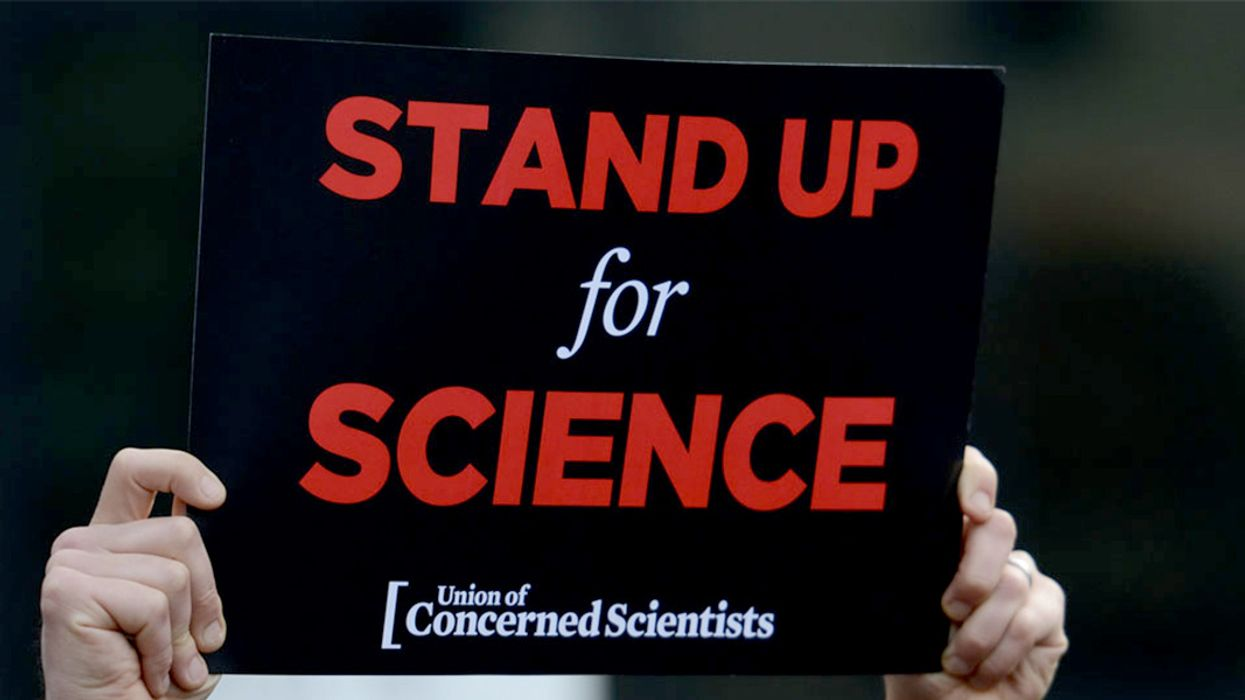 The New Government Omnibus Spending Bill Shows That Science Advocacy Matters