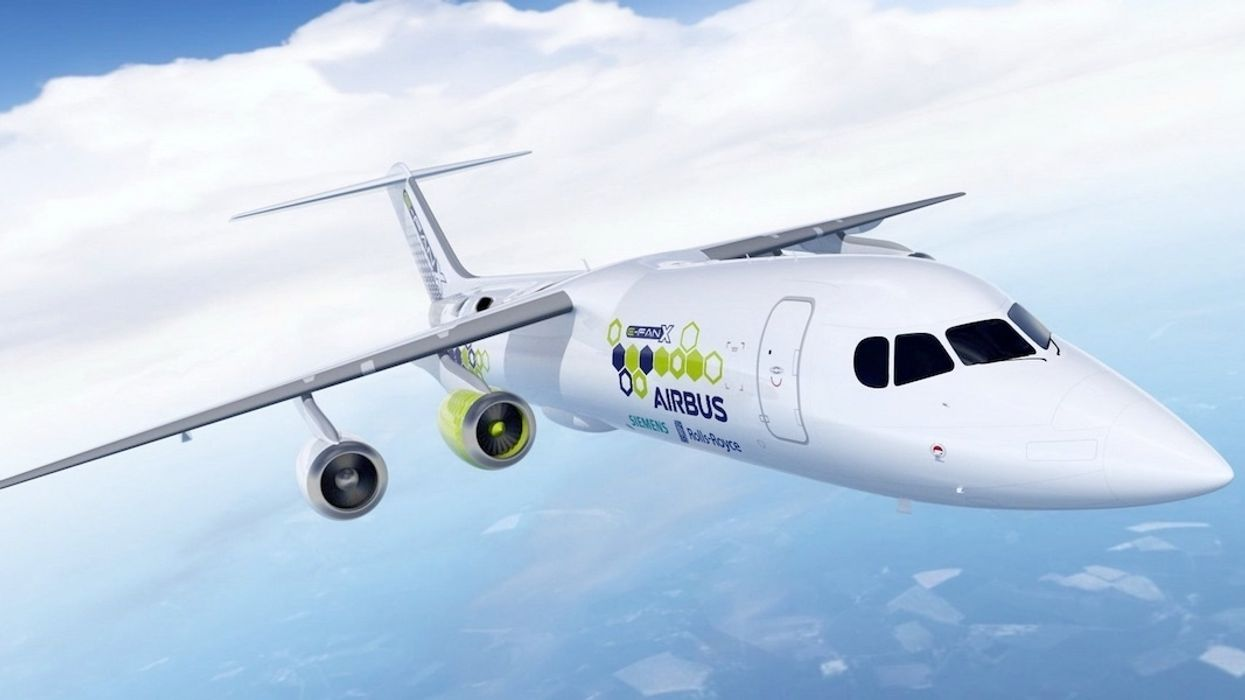 Norway Aims for Electric Planes to Help Slow Climate Change