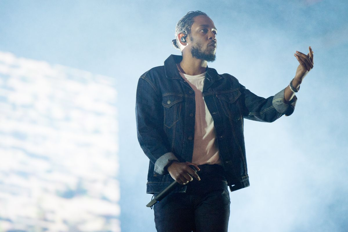 A Kendrick Lamar Biography Is in the Works