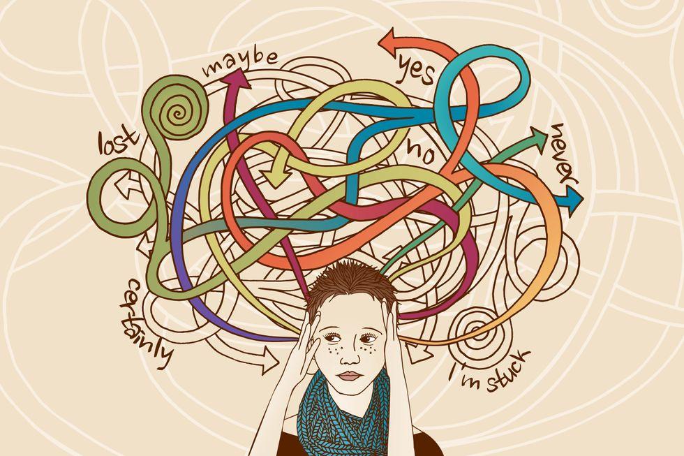 Kết quả hình ảnh cho Highly sensitive person illustration