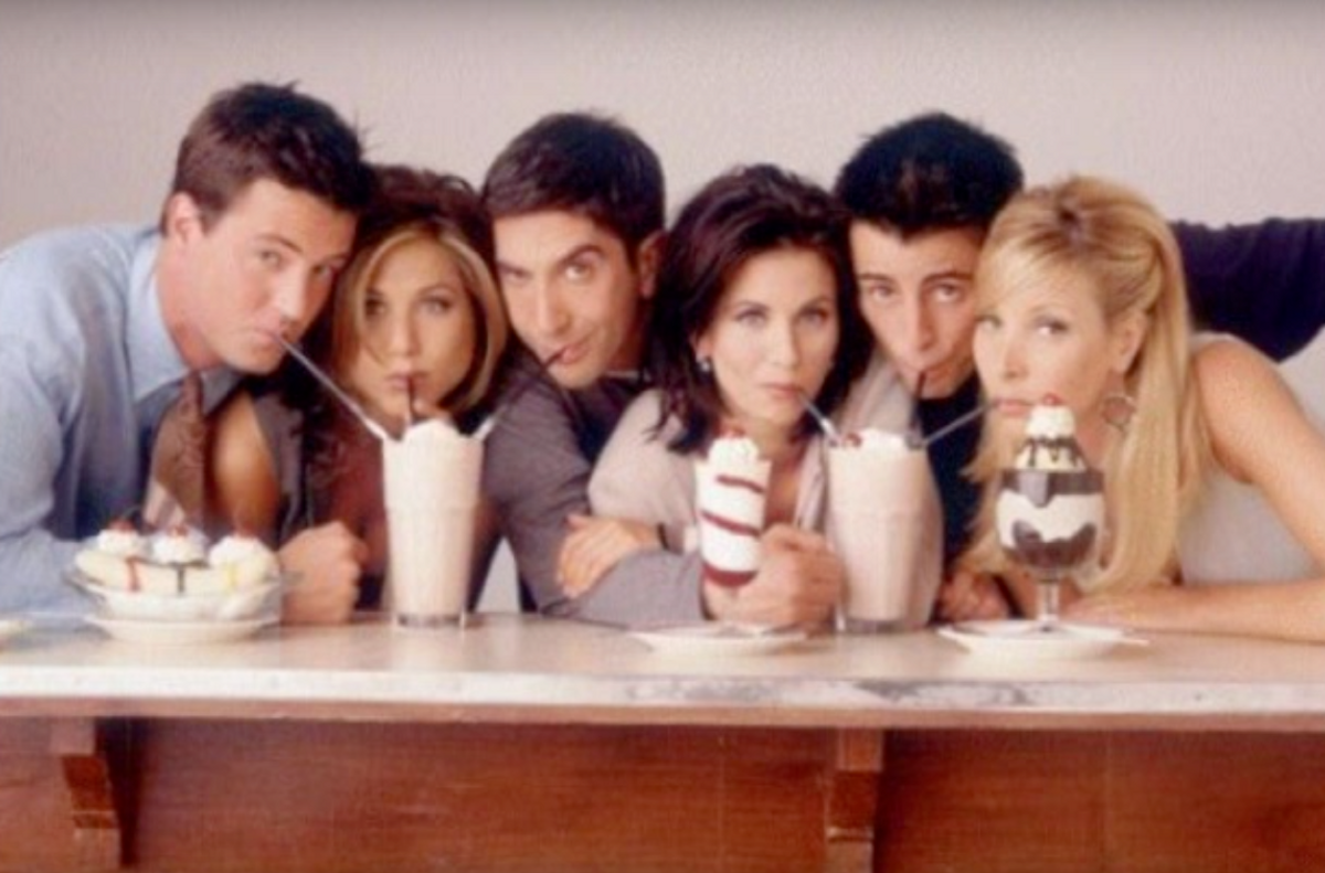 'Friends' Is The Best Because It Is The Definition Of Happiness