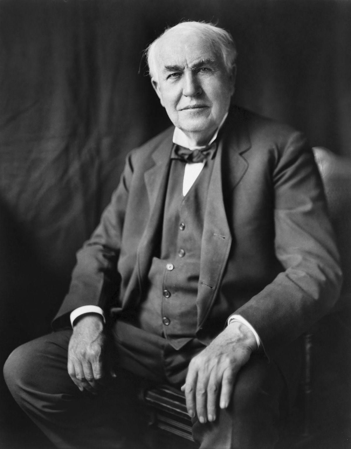 Thomas Edison Is An Innovative Icon, And Here's Why