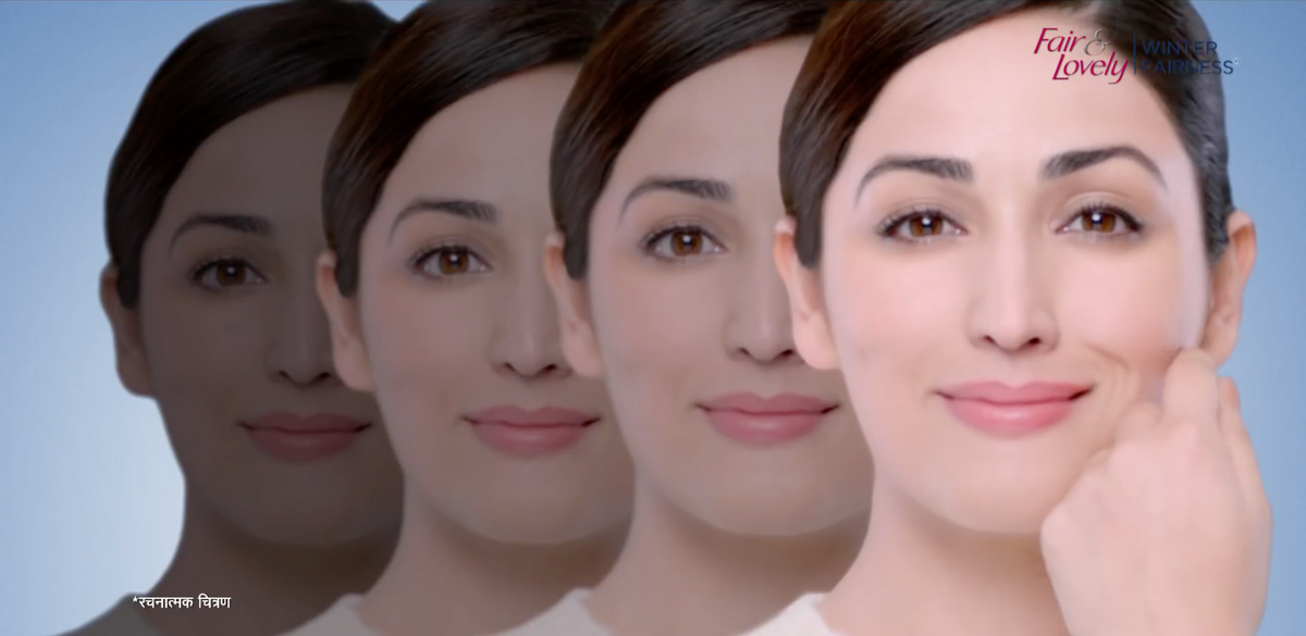 From The Hidden Voices Of 5 POCs: The Skin-Lightening Industry Profits Off Darkening Our Days