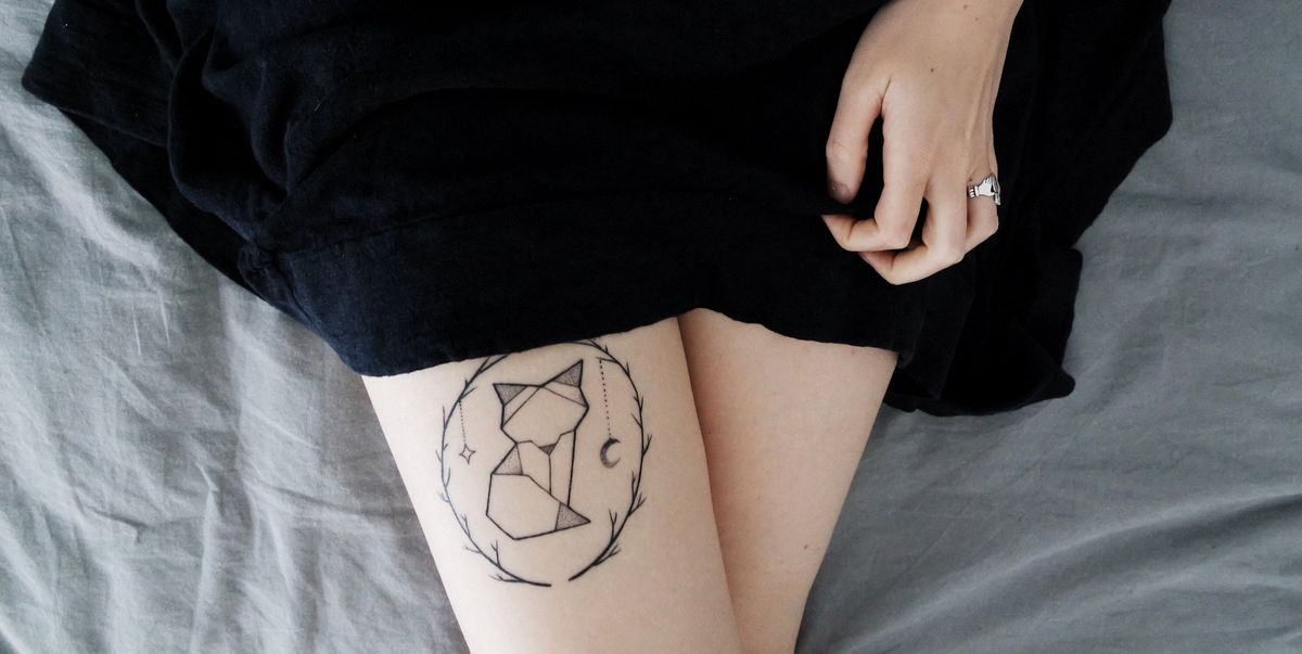 Not That I *Needed* A Reason, But My Tattoos Helped Me Cope With My Mental Illness