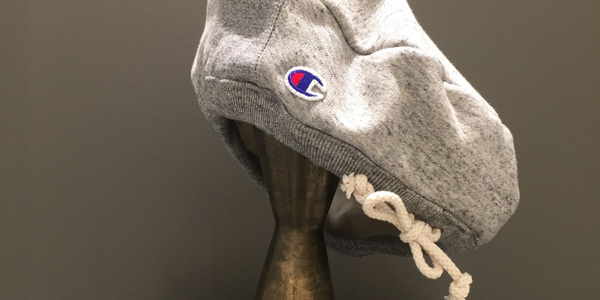 BEAMS x Champion Collab Makes Berets that Match Your Sweats