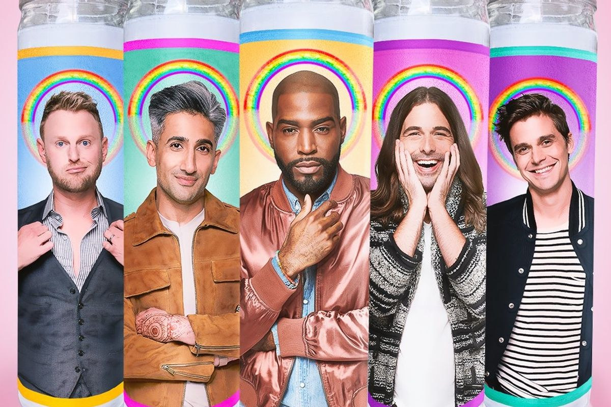 Can the Queer Eye Twitter Please Stop Teasing Us?