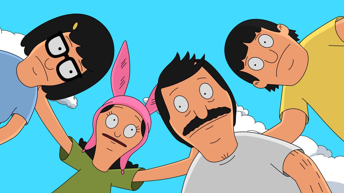 Last Day Before Spring Break Told by Bob's Burgers