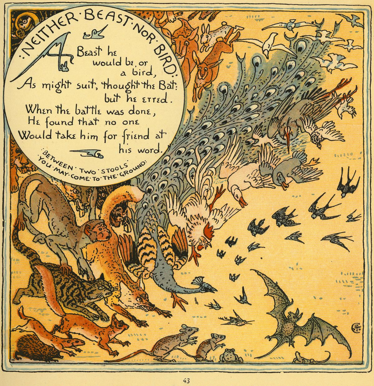 A Brief Introduction To 7 Classic Fairy Tale Illustrators You Should Know