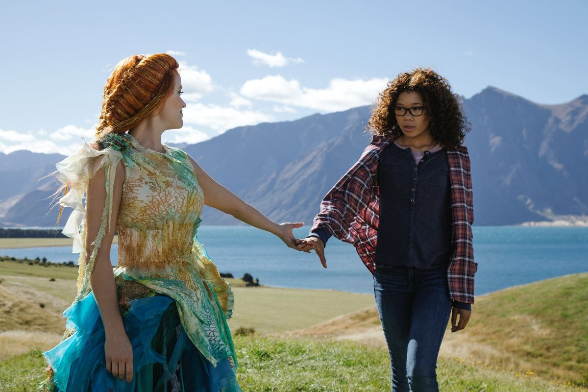 Everyone In Disney's A Wrinkle In Time Is Autistic, And That's Awesome