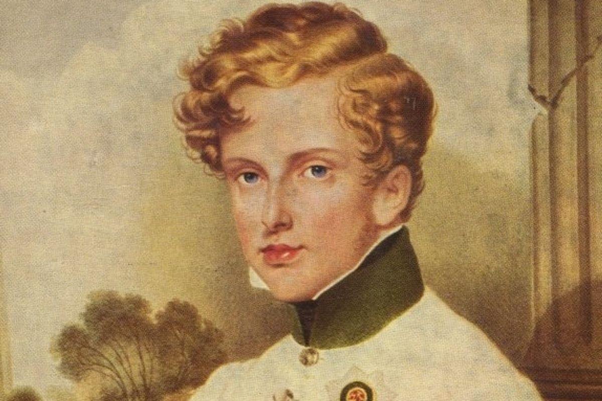 Napoleone II, la tragedia dei figli che hanno in eredità un fallimento