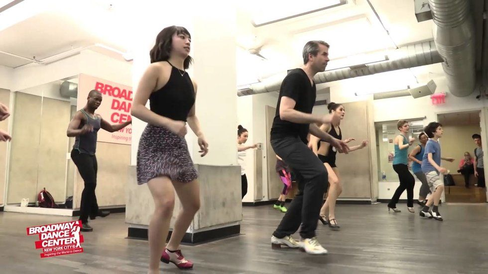 TapDancerStruggles: What To Do If Your College Tap Classes