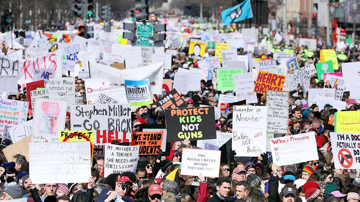 Resilience, Resolve and the March for Our Lives