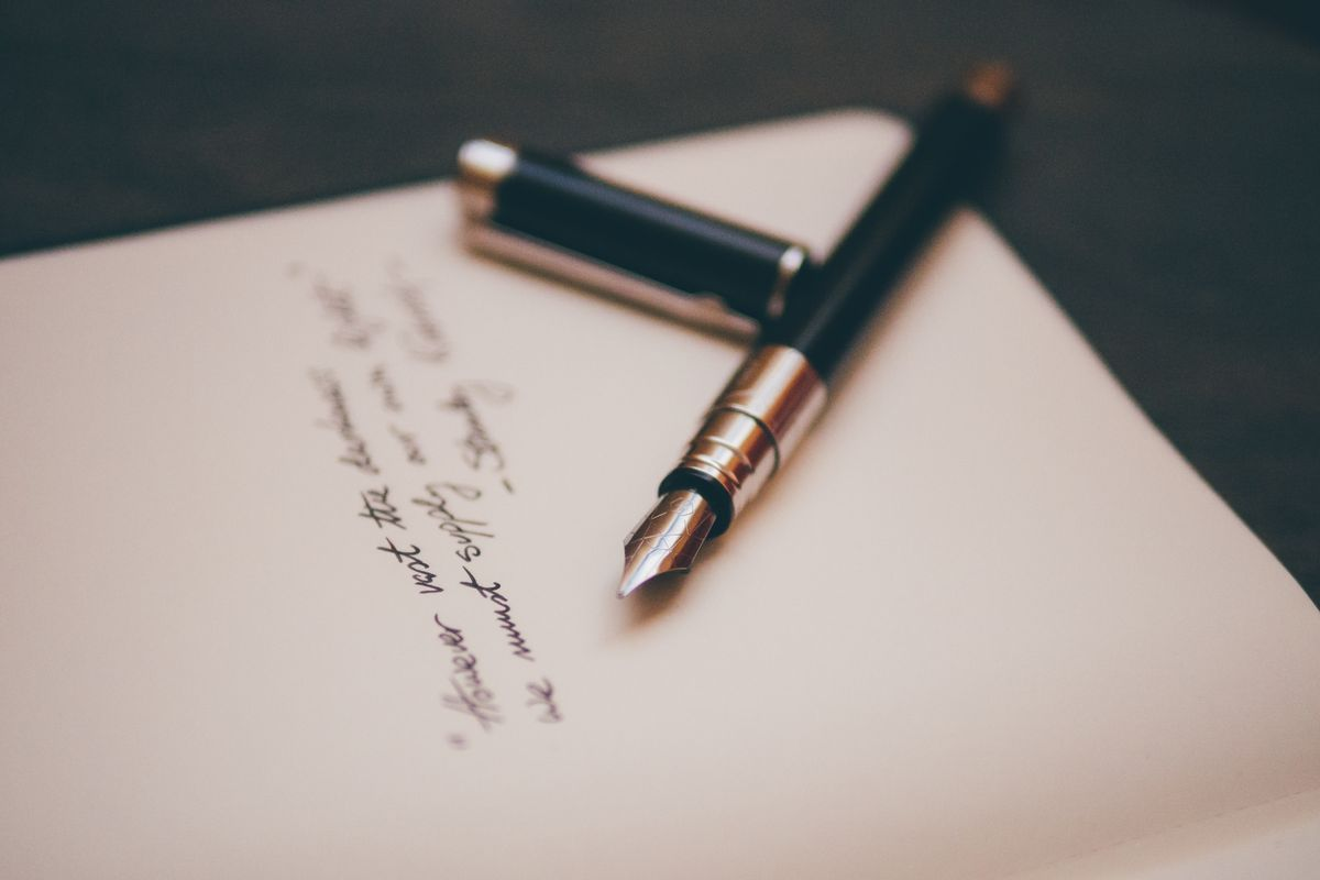Handwritten Letters Are The Key To Human Connection