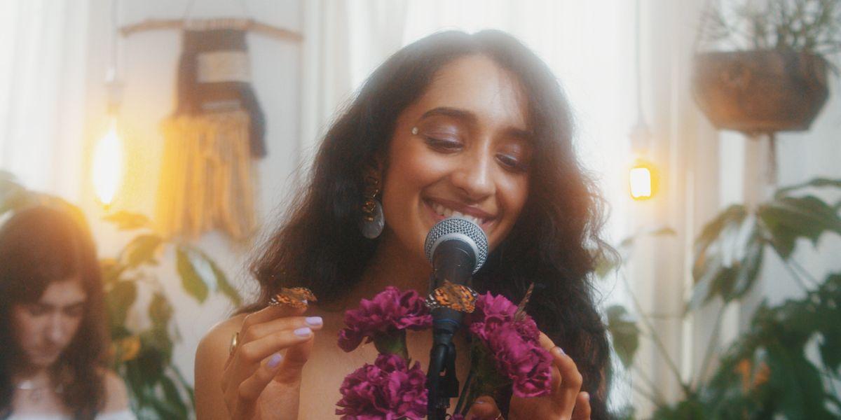 Get Lost in Raveena's Dreamy, Shimmering R&B
