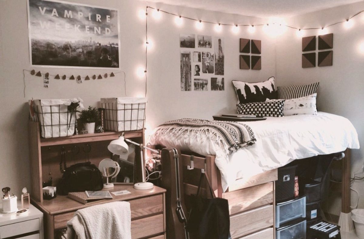 6 Tips That Make Your Dorm Feel Like Home