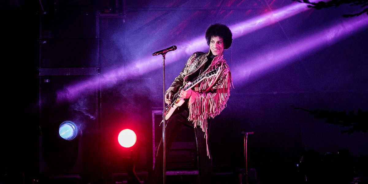 Prince Died with 'Exceedingly High Levels of Fentanyl' in His Body