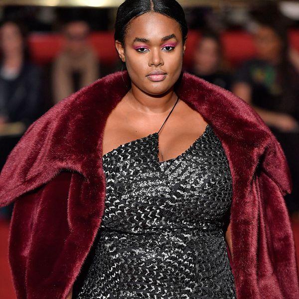 Only 30 Plus Size Models Walked at Fashion Week This Season