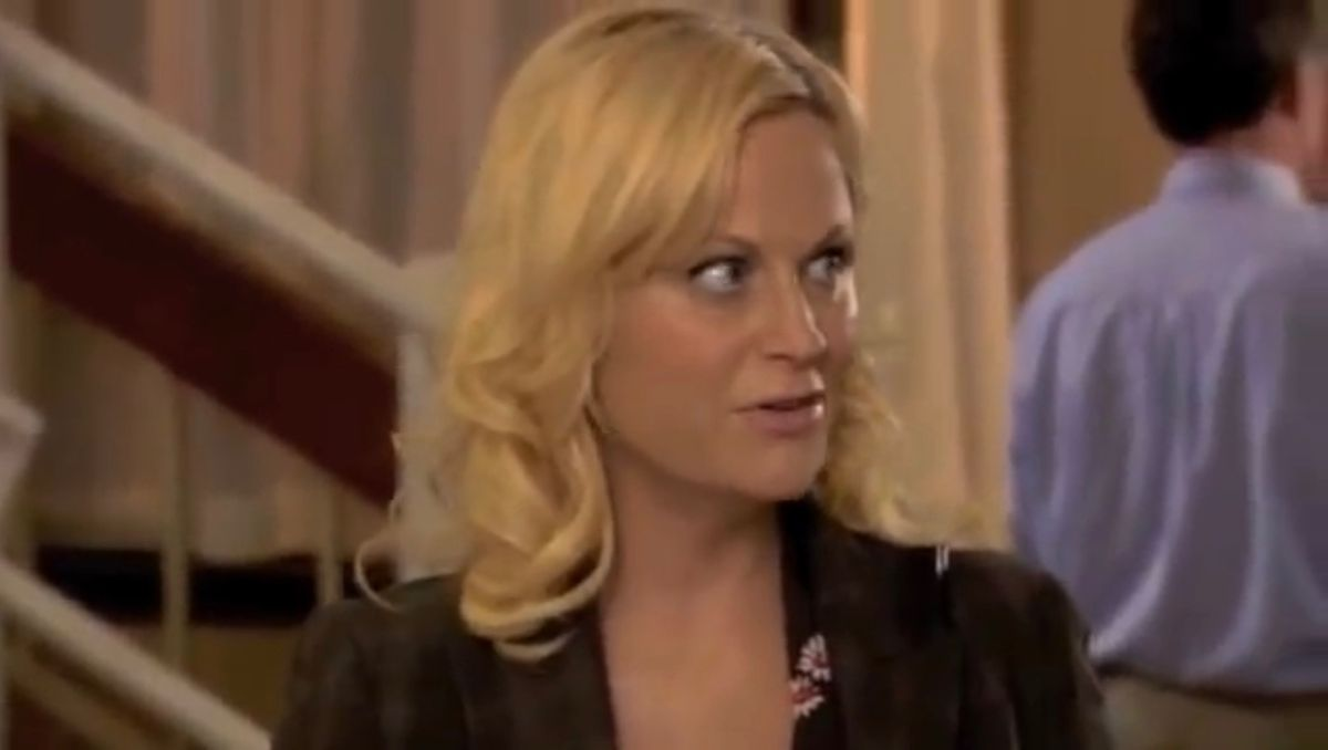 11 Stages Of Your Team Getting Eliminated From March Madness As Told By Leslie Knope