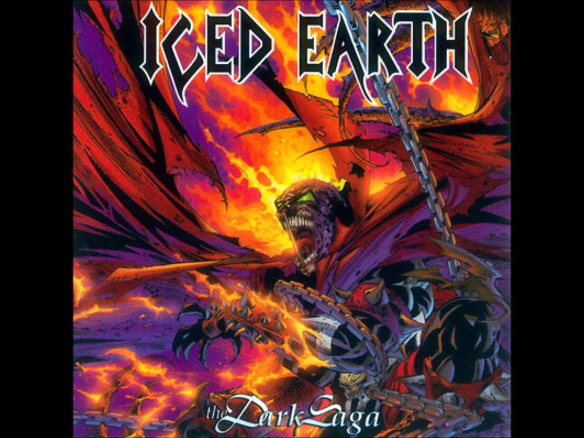 Iced Earth: 'The Dark Saga' Album Review
