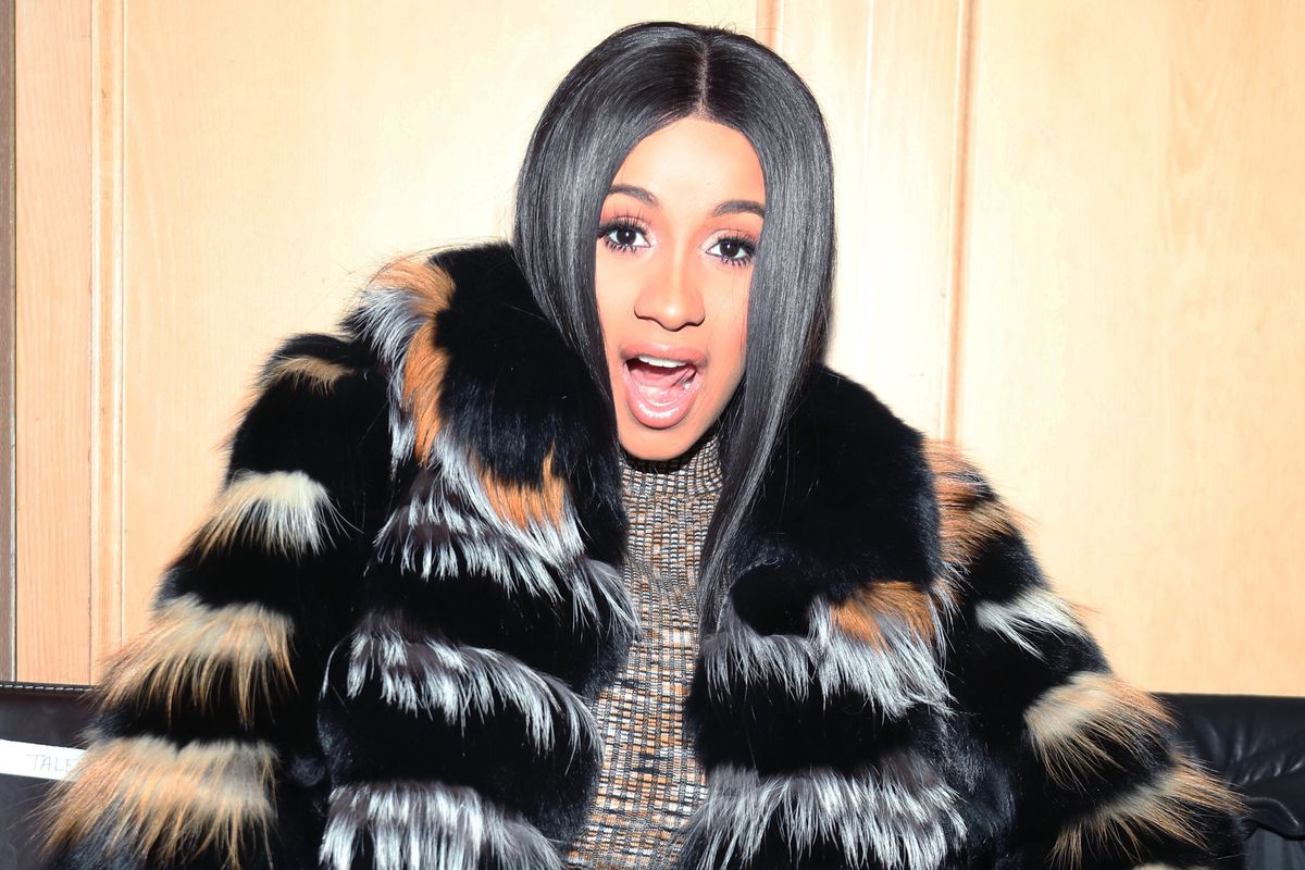 Cardi B Wants You to Swipe Right