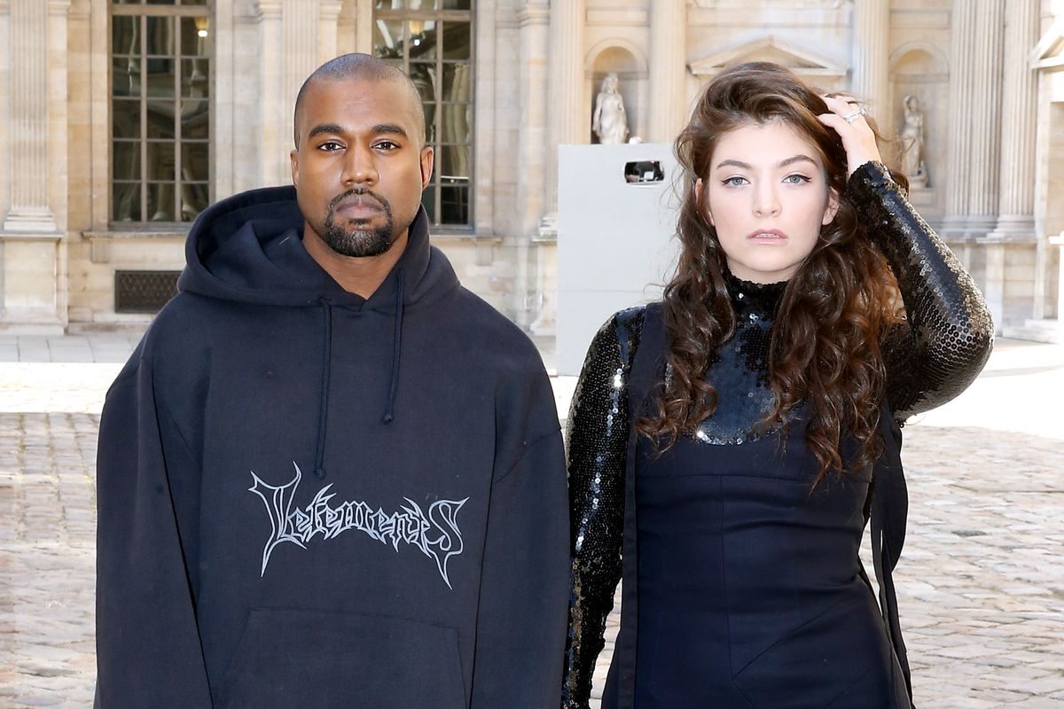 Lorde Covered Two Kanye West Songs in Chicago