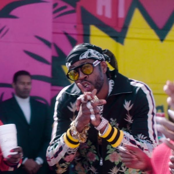 2 Chainz's Mom Rapping In His New Video 'Proud' Has Us Beaming
