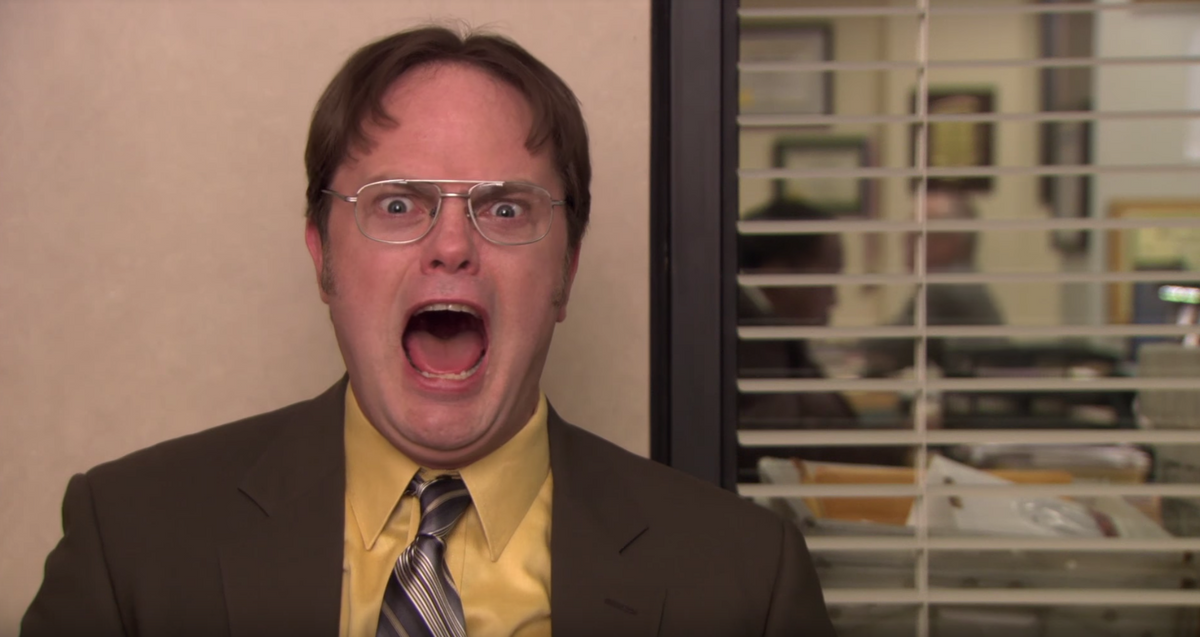 7 Deadly Sins, In Form Of 'The Office' GIFs