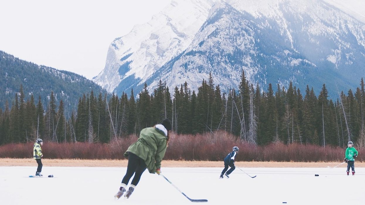 NHL Goes Green 'to Ensure Hockey Thrives for Future Generations'
