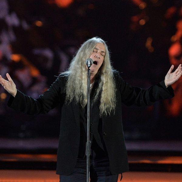 Patti Smith Announces New Concert Documentary
