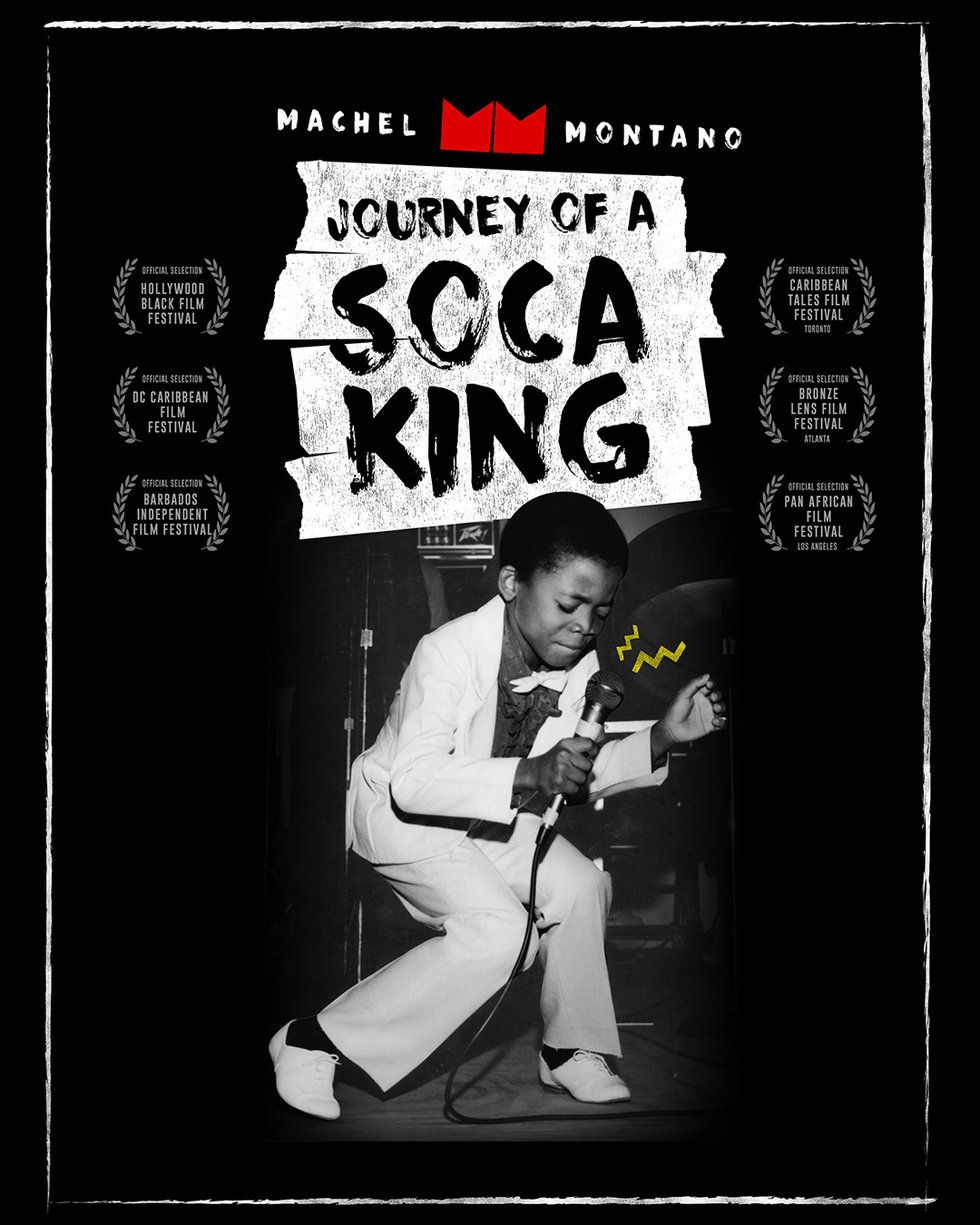 An In-Depth Conversation with Soca King Machel Montano On His New
