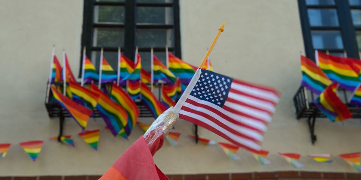 The 2020 Census Will Not Count LGBTQ+ Americans