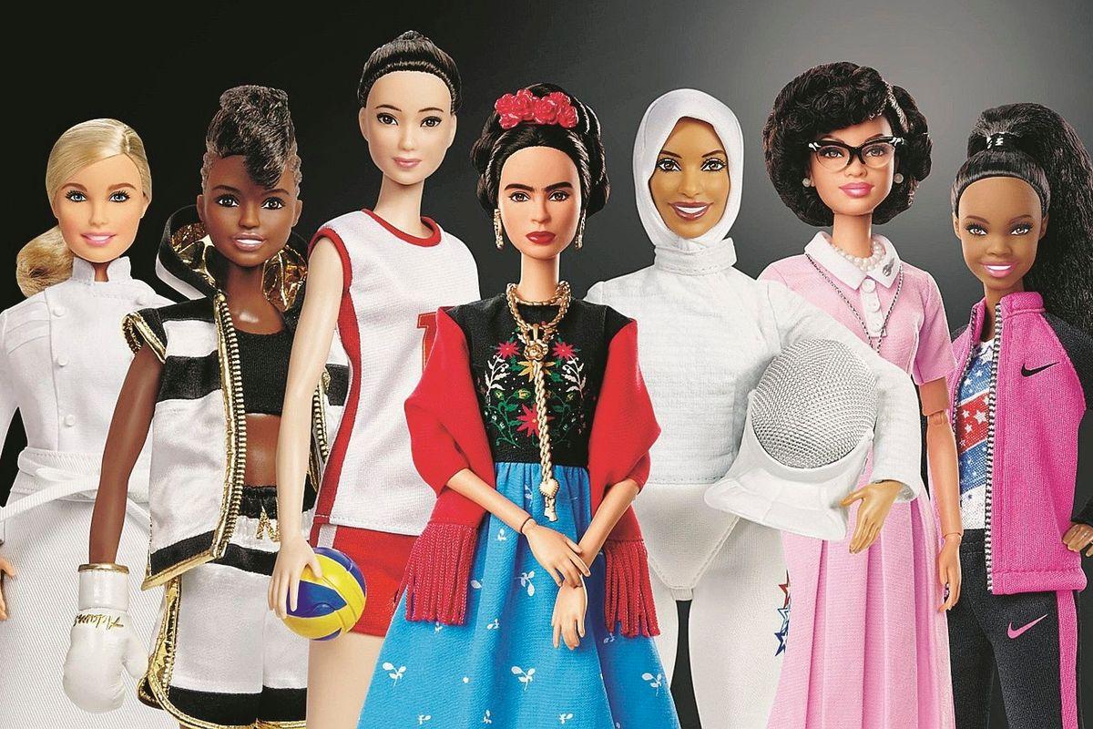 Le Barbie si accodano al politically correct