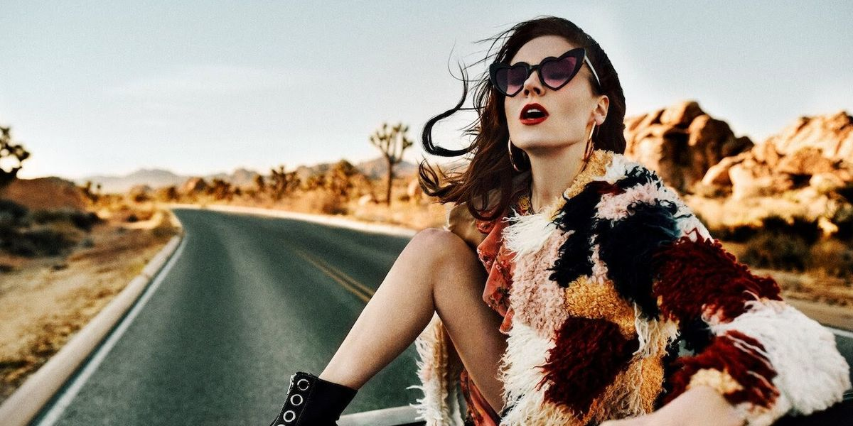 How Kate Nash Got Her Fight Back