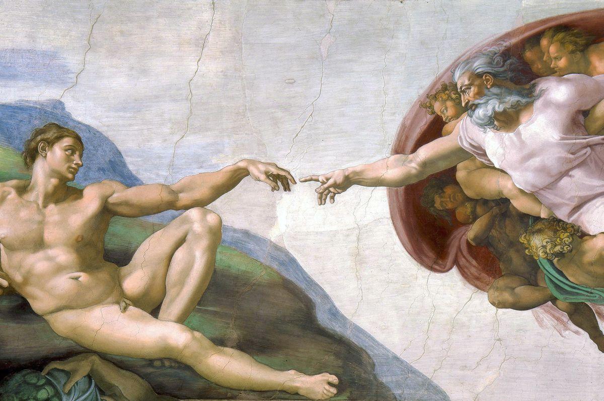 Solo Dio è giovane nell'universo in cui tutto invecchia