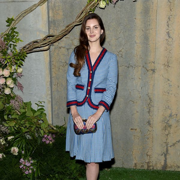 Lana Del Rey Teases Dreamy New Song 'Happiness Is a Butterfly'