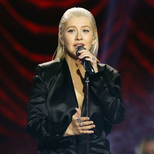 Christina Aguilera Is Collaborating With...