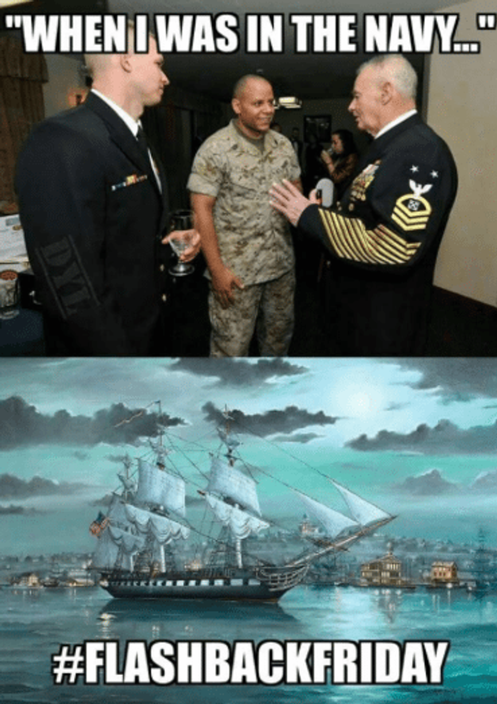 11 Hilarious Navy Memes That Are Freaking Spot On Americas