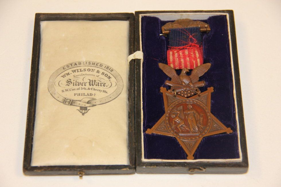 The military rescinded the only Medal of Honor awarded to a