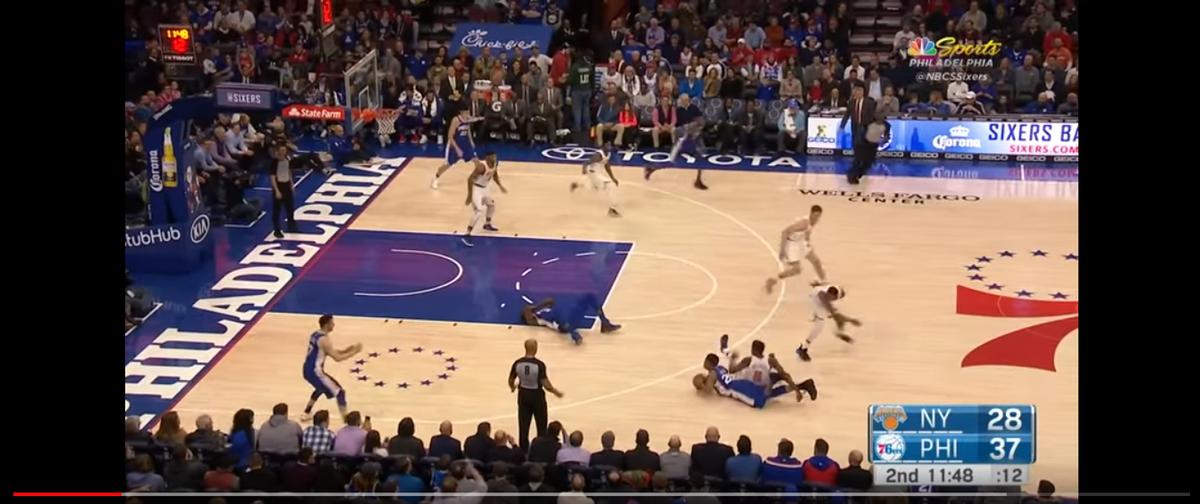 Joel Embiid's Injury Impact On The NBA Playoffs