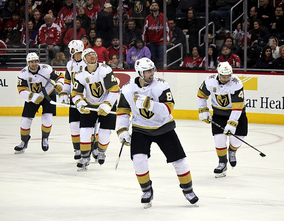 The Vegas Golden Knights Continue to Defy the Odds