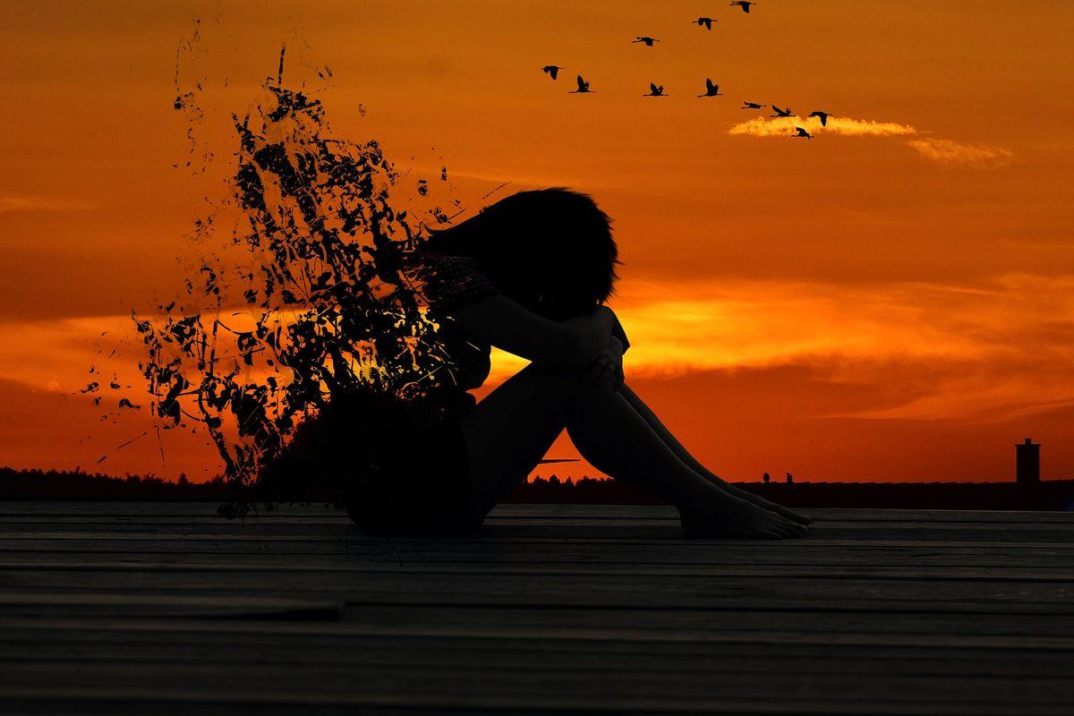 Chronic Illness Leads to Chronic Fear