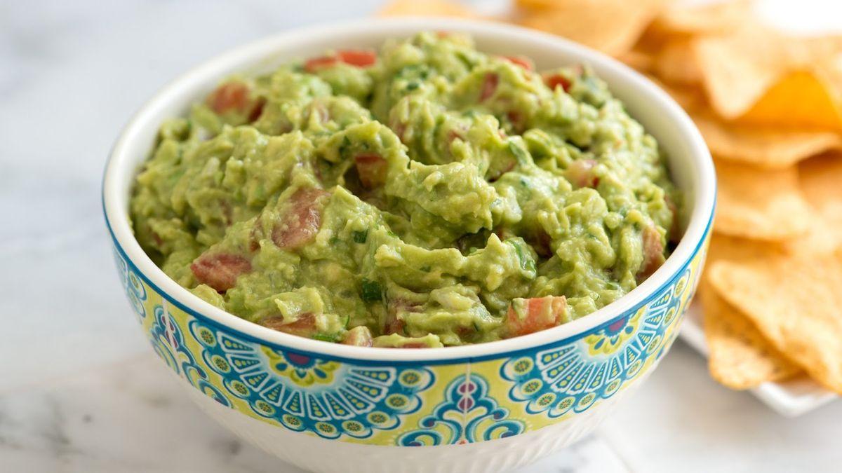 My Wholly Guacamole Go-To Recipe