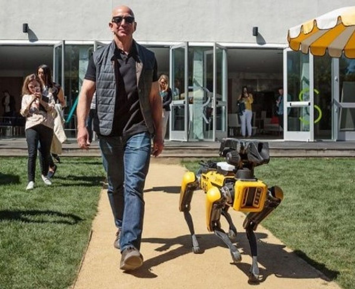 Jeff Bezos And Bill Gates Are The Wealthiest Men In The World