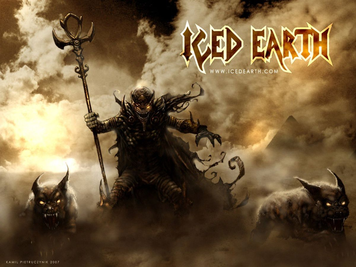 Iced Earth: 'Something Wicked This Way Comes' Album Review