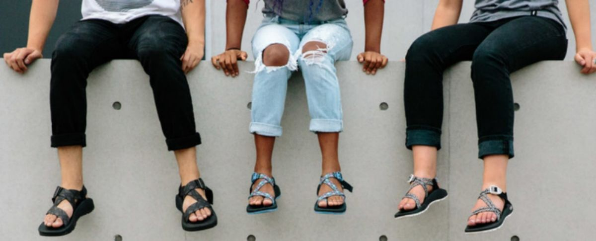 Toes Aren't Defined By Gender Norms And You Shouldn't Be Either