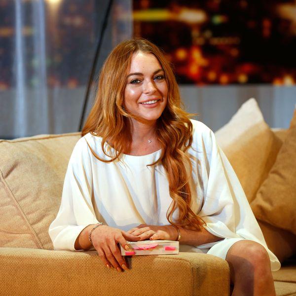 Lindsay Lohan Is Practically Elle Woods