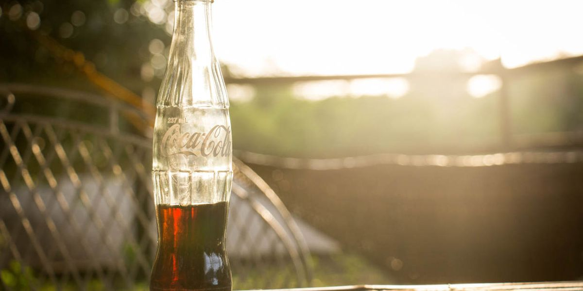 """Commentary: Coca-Cola's """"war"""" with the public health community"""